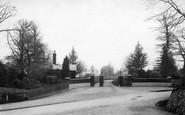 Bagshot, Entrance To Duke Of Connaught's Park 1903