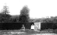 Bagshot, High Curly Hill 1903