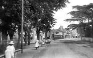 Bagshot, High Street 1901