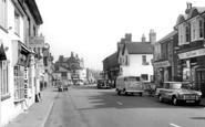 Bagshot, High Street 1961