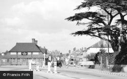 Bagshot, High Street c.1950