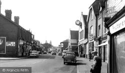 Bagshot, High Street c.1960