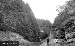 Bagshot, Holly Hedge, Pennyhill Park 1906