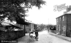 Bagshot, London Road 1903
