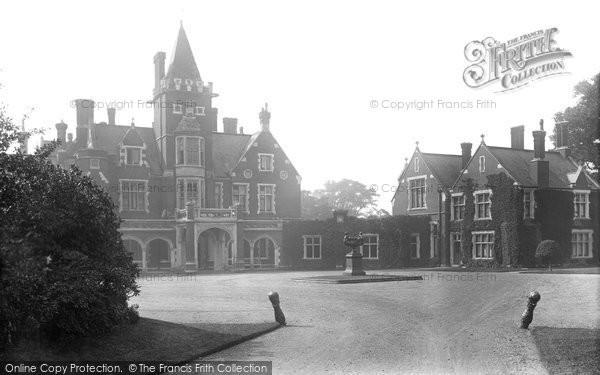Photo Of Bagshot Park 1907 Francis Frith