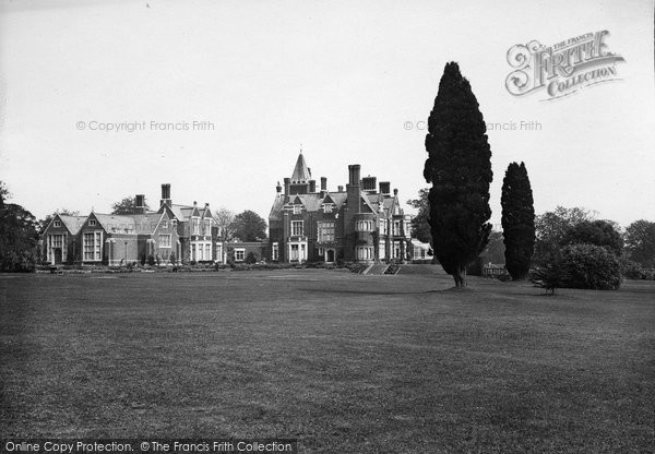 Bagshot, Park From The West 1927