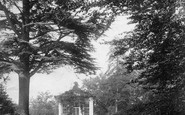 Bagshot, Park, In The Grounds 1907