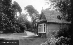 Bagshot, Park, The Dairy 1927