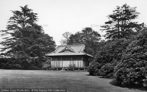 Photo of Bagshot, Park, The Japanese House 1927