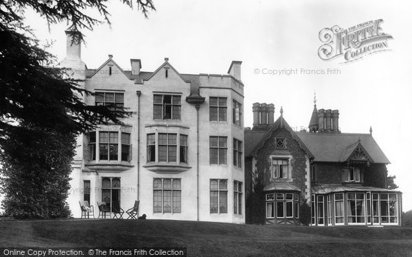 Photo of Bagshot, Pennyhill Park 1907
