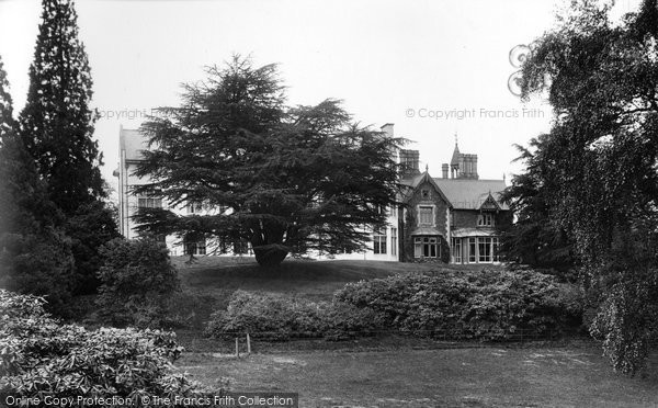 Photo of Bagshot, Pennyhill Park 1909