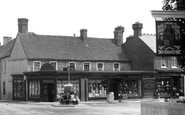 Bagshot, Shops In The Square 1906