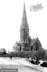 Bagshot, St Anne's Church 1903
