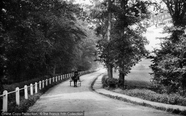 Photo of Bagshot, Stone Hill 1906