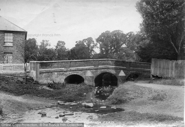 Bagshot, The Bridge 1901