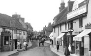 Bagshot, The Bridge House, High Street 1901