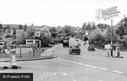 Bagshot, The By Pass c.1955