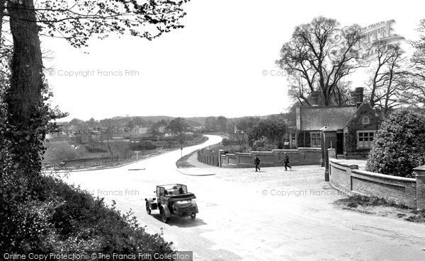 Bagshot, The By Pass Road 1925