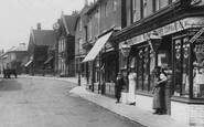 Bagshot, The Grocery Shop 1909
