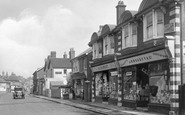 Bagshot, The Grocery Store 1921