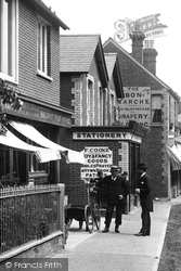 Bagshot, The Post Office, High Street 1901