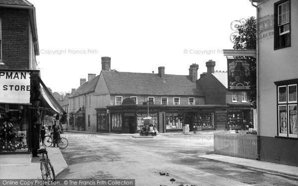 Bagshot, The Square 1906