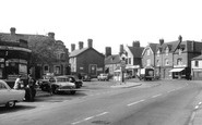Bagshot, The Square c.1960