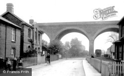 Bagshot, The Viaduct 1906