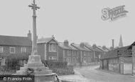Bagshot, War Memorial 1923