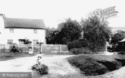 Bagshot, Windle Brook 1903