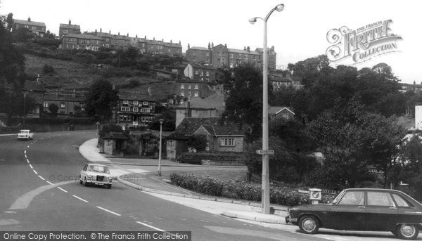 Photo of Baildon, Baildon Road c.1965