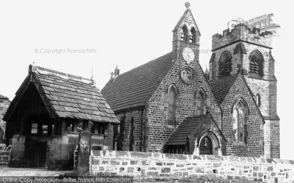Baildon, Church Of St John The Evangelist c.1965