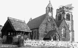 Baildon, Church Of St John The Evangelist c.1965