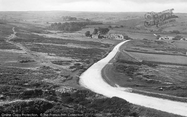 Photo of Baildon, From The Moor 1921