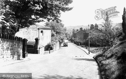 Baildon, Kirklands Road c.1955