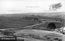 Moorland Road And Lower Hill c.1960, Baildon