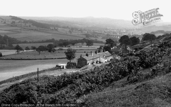 Photo of Baildon, Moorside c.1960