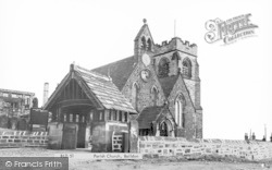 Baildon, The Parish Church c.1965