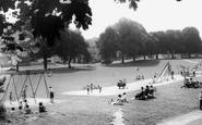Baildon, The Park c.1960