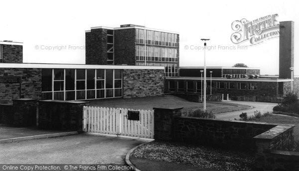 Photo of Baildon, the School c1965