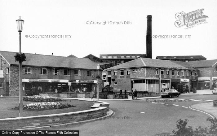Photo of Baildon, Town Centre c.1965