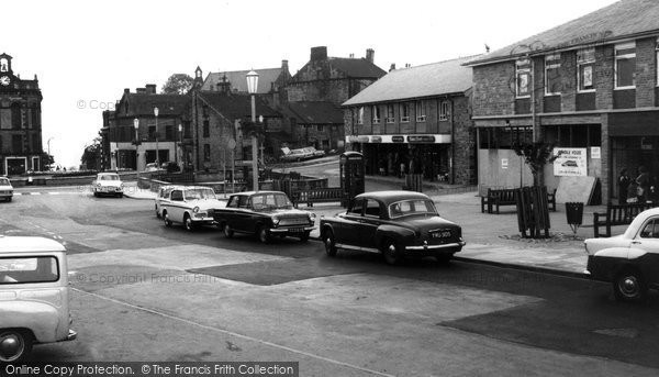 Photo of Baildon, Town Centre c.1965