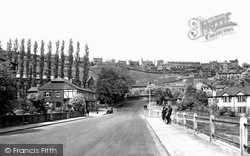 Baildon, View From Baildon Road c.1955