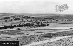 Baildon, View Towards Dick Hudson's From Dobrudden Farm c.1960