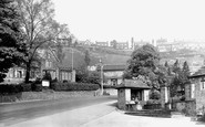 Baildon, War Memorial And Council Offices c.1955