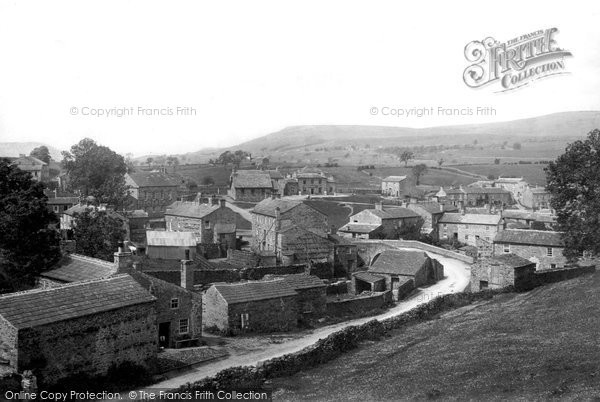 Photo of Bainbridge, 1896