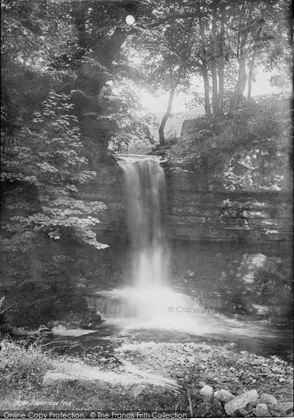 Photo of Bainbridge, Bowbridge Foss 1887