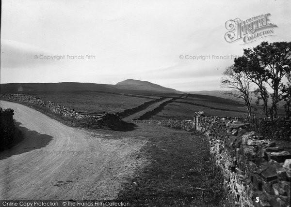 Photo of Bainbridge, Old Roman Road 1929