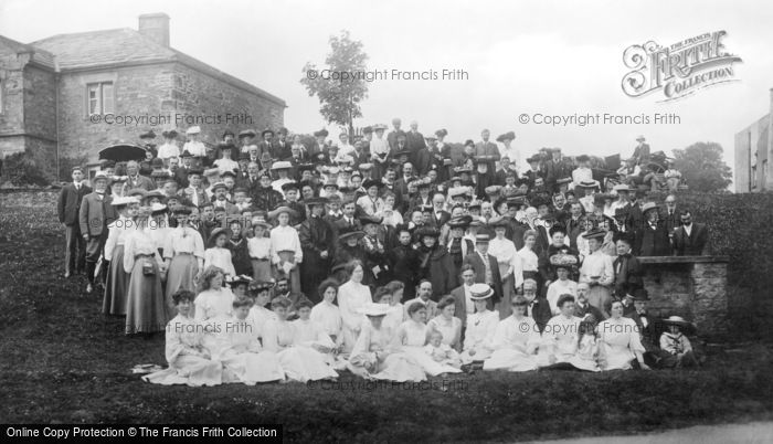 Photo of Bainbridge, Quarterly Meeting Group 1906