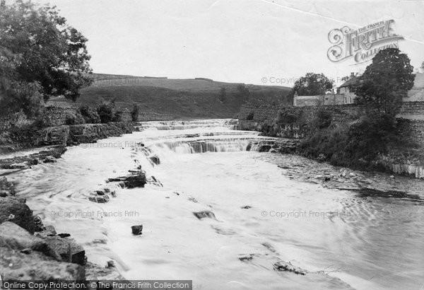 Photo of Bainbridge, The Falls 1909